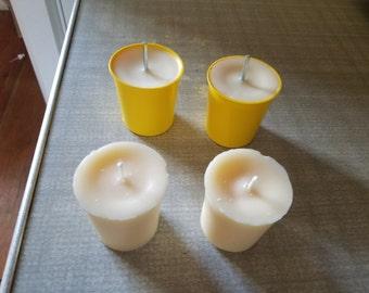 Hibiscus Votive Candles