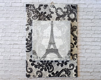 Eiffel Tower Decor   Paris Bedroom Decor   Paris Decor   French Decor    French Vintage