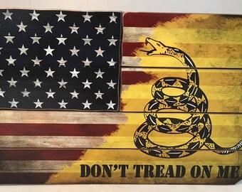 US- Gadsen Flag