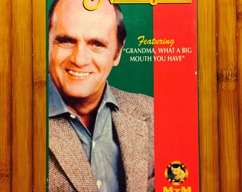 The Newhart Show (VHS,1992) Grandma, What a Big Mouth You Have