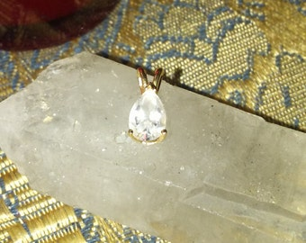 14kt Solitaire Very Beautiful!!!