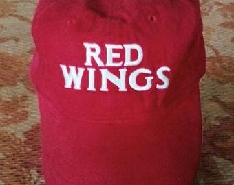 Vintage, Red Wing, Cap,