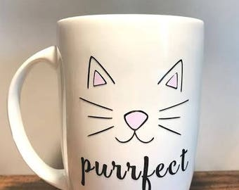 Purrfect Morning