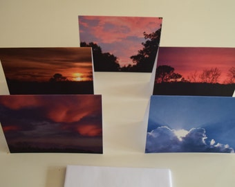 Photo Notecards - The Sky Collection