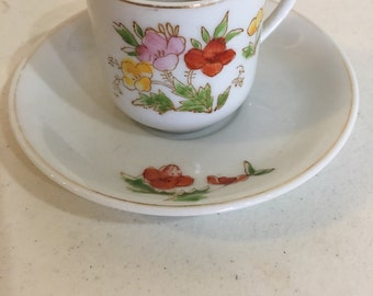 Occupied Japan Tea Cup/Saucer