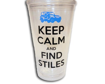Keep Calm and Find Stiles