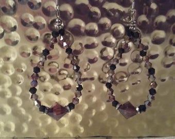 Purple glam