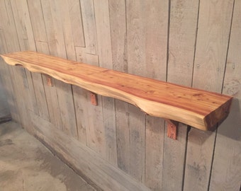 items similar to vintage french country farmhouse Fireplace Mantel Ideas Rustic Cedar Fireplace Mantels