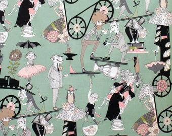 Alexander Henry fabric - Ghastlie - Ghastlie End - Ghastlie Family - Avent Garde - Fabric by the yard