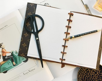 """Planner Inserts for custom CC GM discbound; A5 discbound or 6 ring binder. """"Architrave"""""""