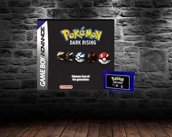 Pokemon Dark Rising - Award-Winning Pokemon at your fingertips - GBA - Pokemon FireRed