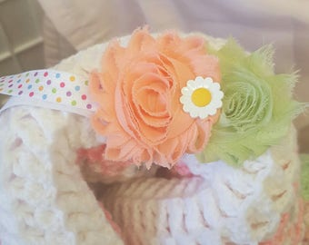 Easter/Spring baby/toddler head band