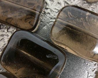 Loose Smokey Quartz Gemstone Beads, Smokey Quartz Beads, Smokey Quartz Gemstones, Wholesale #1339