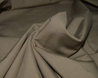 "Golden Olive Cotton Fabric 54""W"