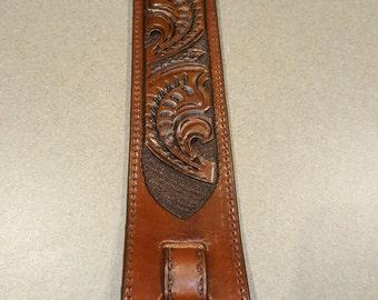 Handmade Custom Guitar Strap