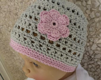 Summer baptism Cap cotton baby Hat 3 sizes available immediately until the KU'DAMM approx 38 cm