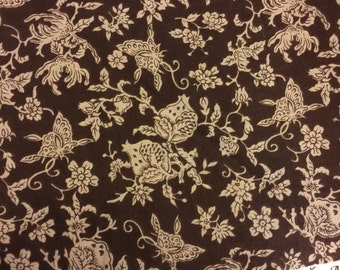 Reproduction Fabric Harriet Beecher Stowe Pattern 23993 Windham 100% High Quality Cotton By the HALF Yard-Yardage