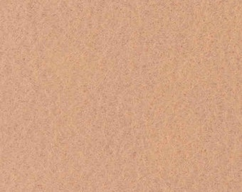 Cashmere Tan Craft Felt Fabric - Kunin Felt - Crafting Felt - Ready to Ship