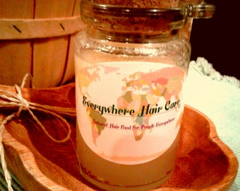 Everywhere Haircare - Moisturizing Flax Seed Cream