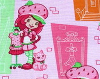 United States Strawberry Shortcake Emily cotton, 7382