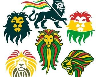 Rastafari Art Etsy