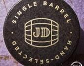 Jack Daniel's Single Barrel Whiskey Bottle Cap Magnet