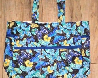 Butterfly handbag