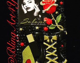 Selena case cover - Iphone 7 plus