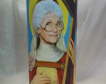 Saint Sophia Prayer Candle Golden Girls