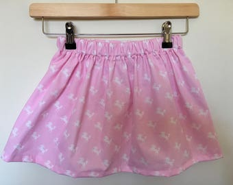 Dancing Ponies Twirly Skirt