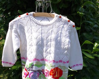 Kids SWEATER in Merino Wool