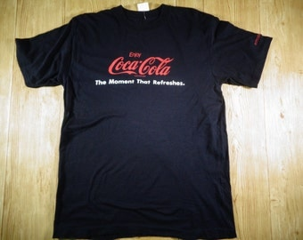 20% OFF Vintage COKE Coca Cola The Moment That Refreshes Shirt