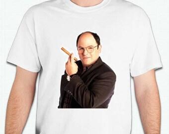 George Costanza Seinfeld Tshirt shirt