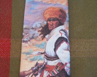 Rockmount Ranch Wear- F. Remington 'Indian Trapper' Tie