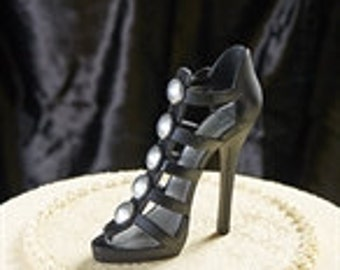 Donatella's Closet Collectible Shoe from Giftcraft or use as Cake Topper