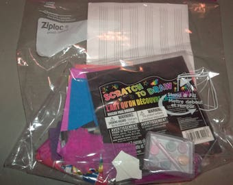 Deluxe Art Journaling Grab Bag