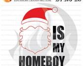 Digital File, Santa is My...