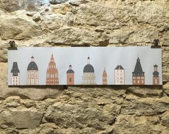 Towers of Mainz