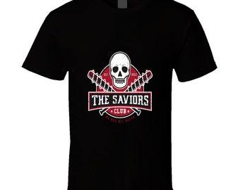 The Saviors Club Tshirt
