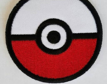 Pokemon go iron on inspired patch