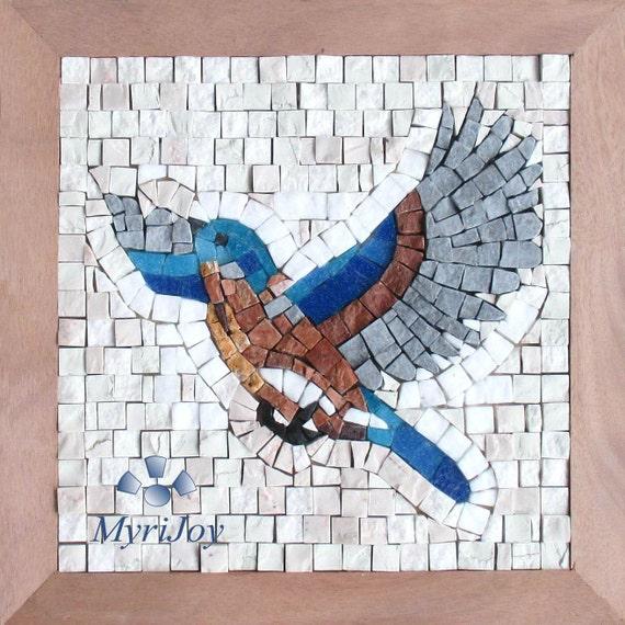 Diy mosaic craft kit for adults take flight diy gift ideas for Craft kit for adults