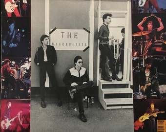 ON SALE Vintage 1983 Joan Jett and the Blackhearts -  Vinyl Album