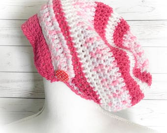Newsboy hat,Pink hats,crocheted hats,women's newsboy hats,brimmed beanie,white hats,Gifts for teens,Gifts for her,winter hats,snow hats,pink
