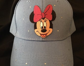 Minnie Disney Character Hat