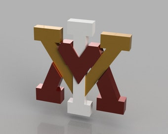 Officially Licensed VMI Spider 3D-Printed