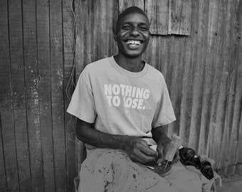 Nothing to Lose: Kenyan Shoemaker