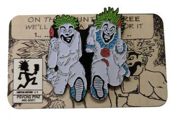 Wicked Clownz Comic #2 - Glow in the Dark Card Set