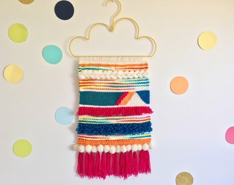 Large Wall Weaving   Loom   Wall Hanging   Tapestry