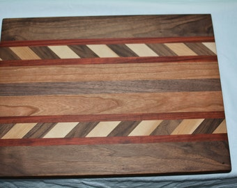 Handmade Hardwood Cutting Board
