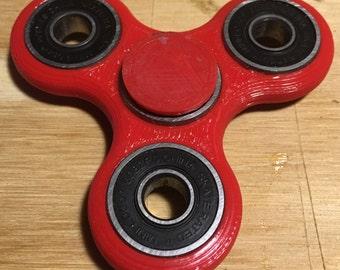 Tri-Finger Spinners